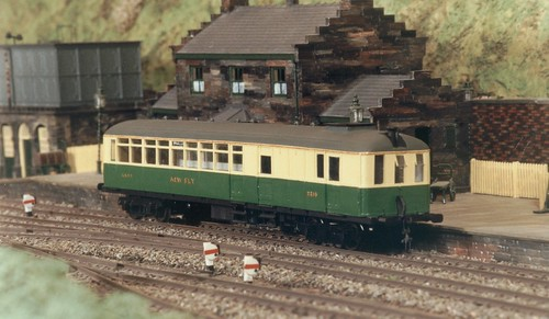 Sentinel Railcar