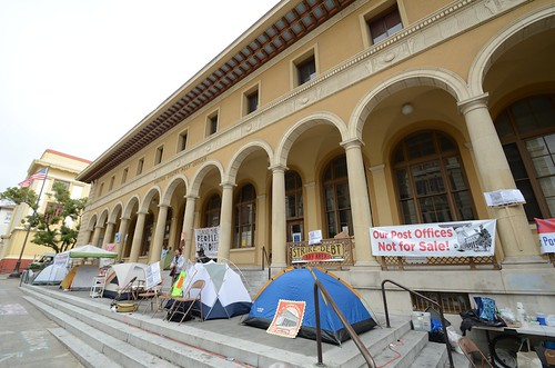2013/07/28 Berkeley Post Office Is Not For Sale!