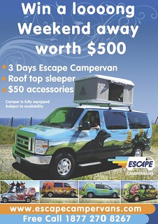 Escape Giveaway 120713