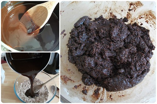 Crinkly Chocolate Cookies 2