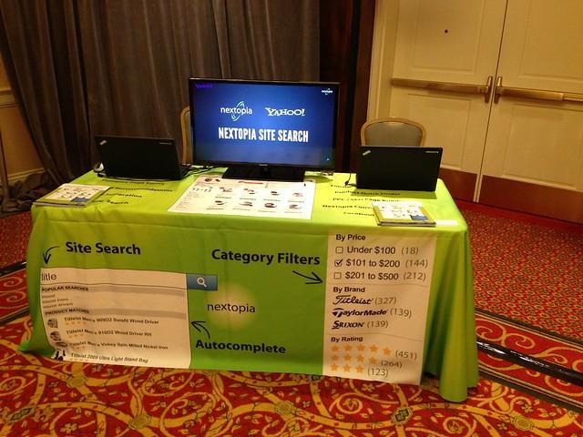 The Nextopia table.