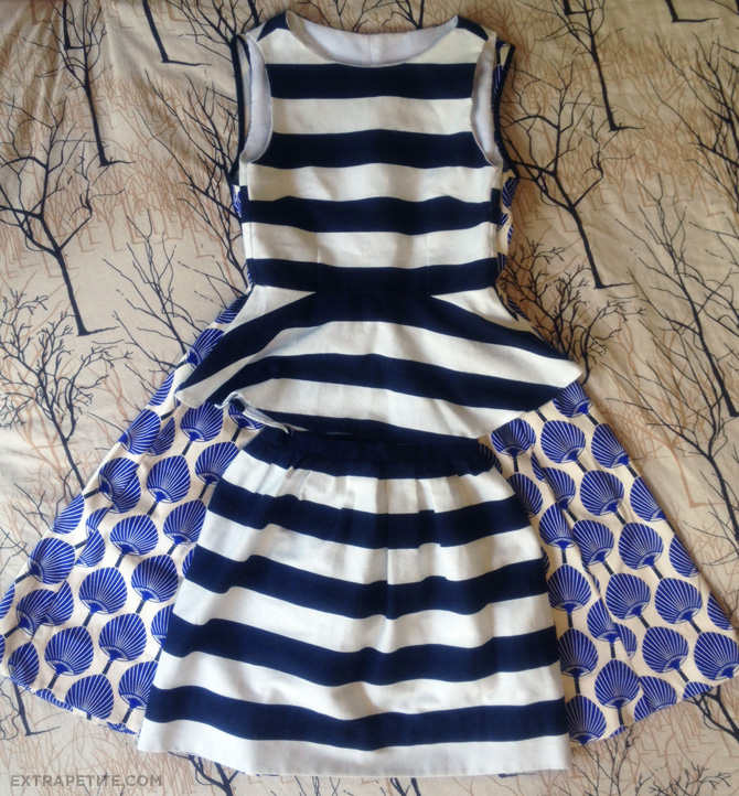 kate spade fan dress 4