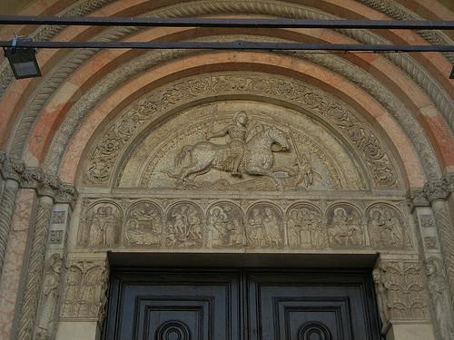 DSCN3743 _ Cattedrale di San Giorgio (Duomo), Ferrara, 2012 October