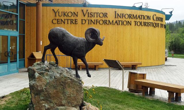 yukon canada visitor centre