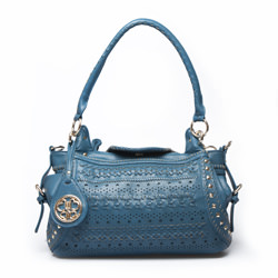Bohembag cartera TEAL BLUE
