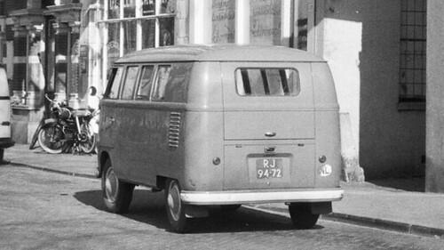 RJ-94-72 Volkswagen Transporter kombi 1958