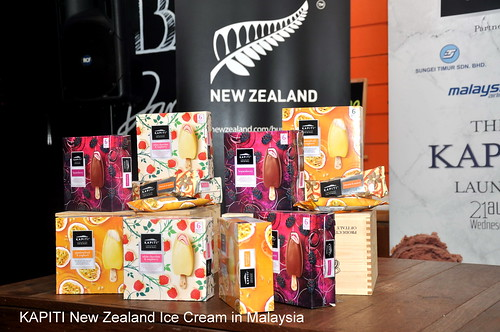 KAPITI New Zealand Ice Cream in Malaysia 1