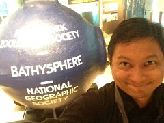 Me and Bathysphere
