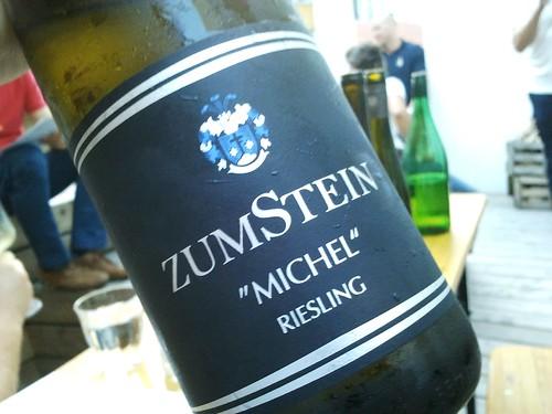 Zumstein Michelsberg Riesling