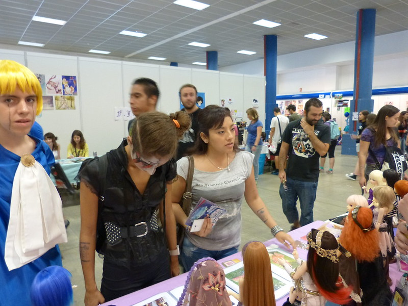 Domingo - Japan Weekend de Madrid Septiembre