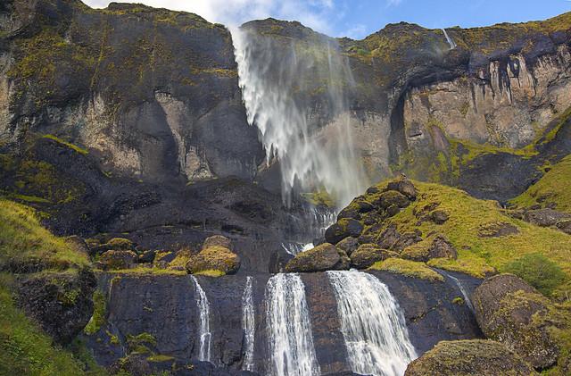 Foss á Síðu Waterfall - Iceland