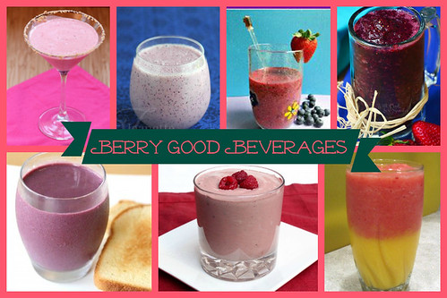 Berry Good Beverages Smoothie Recipes | cupcakesandkalechips.com | #smoothies #smoothie #smoothierecipes