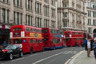 Bus londoniens