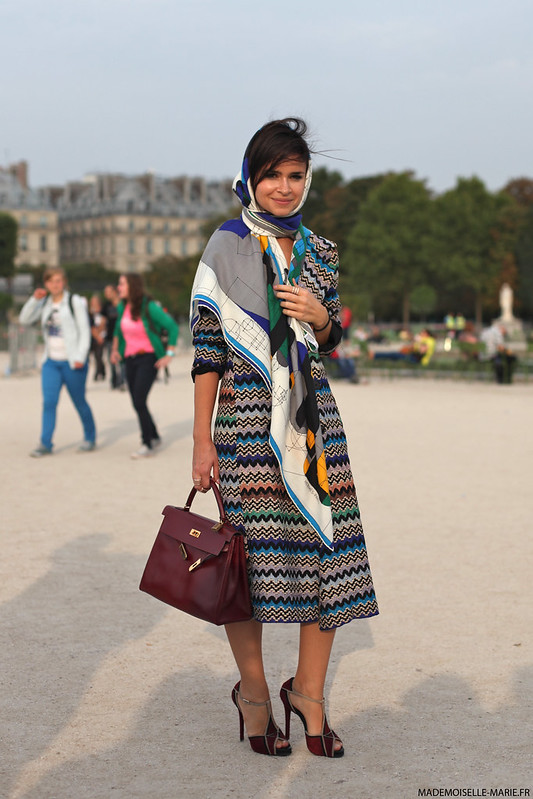 Miroslava Duma - Fashion Week