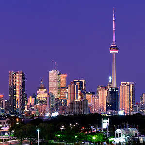 Spectacular Canadian City Skylines
