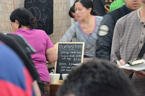 Street food pop-up market III
