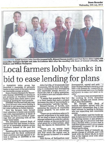 july 24 2013 bankslendingfarmers by CadoganEnright