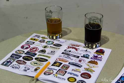Lake Placid Brewfest menu