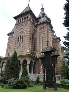 Catedral Metropolitana de Timisoara.