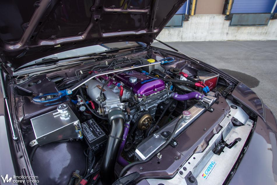 Im Feature  P Tan U2019s Nissan 240sx  U2013 Illmotion