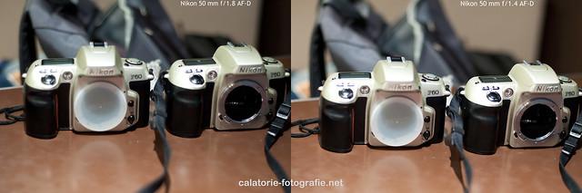 Obiective fixe testate comparativ: Nikon 50 mm f/1,8 AF-D vs 50 mm f/1,4 AF-D 10308609895_730c90bdba_z