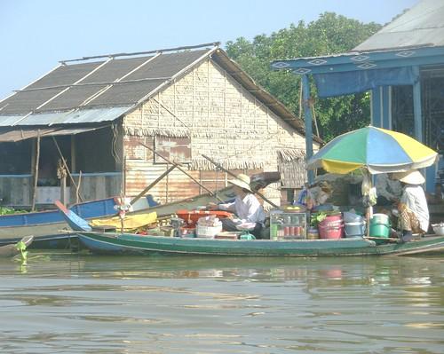 Siem Reap-Battambang - bateau (20)