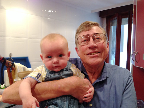 Ian and Grandpa