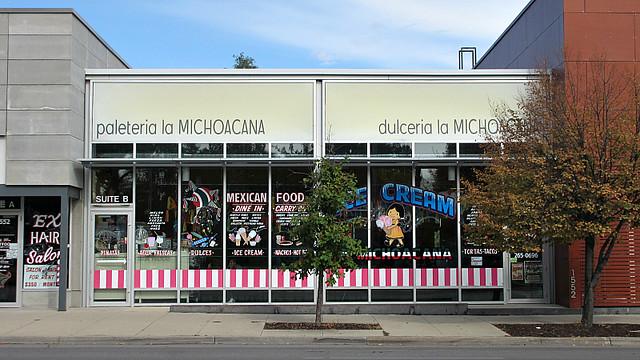 Paleteria La Michoacana in Des Moines, Iowa