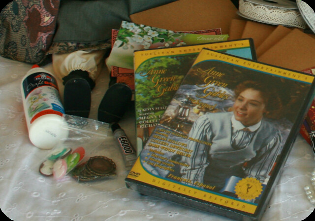 Anne of Green Gables package 04