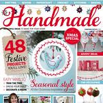 Handmade xmas cover