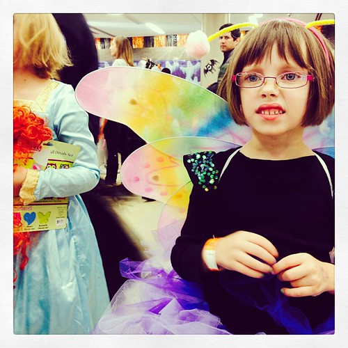 Poppy @ the Halloween dance