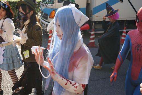 Kawasaki Halloween Parade 2013 10