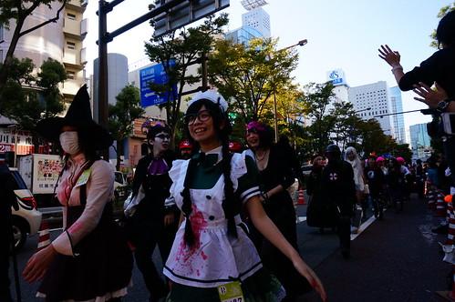 Kawasaki Halloween Parade 2013 18