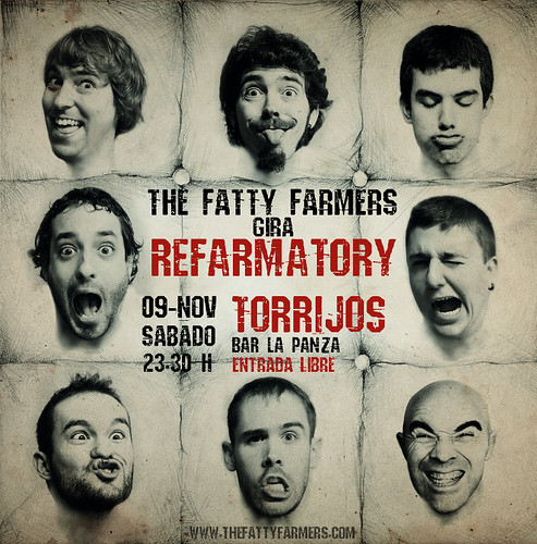 The Fatty Farmers en Concierto