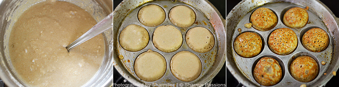 How to make sweet appam recipe  - Step3