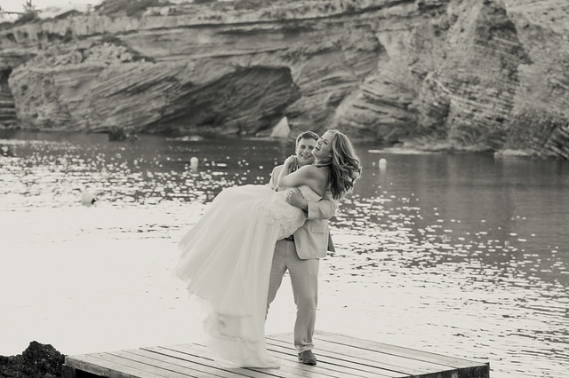 Vicki & Alex, real Ibiza wedding