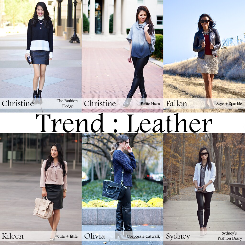 Petite Hues, leather jacket, leather skirt, leather leggings, leather booties, over the knee boots