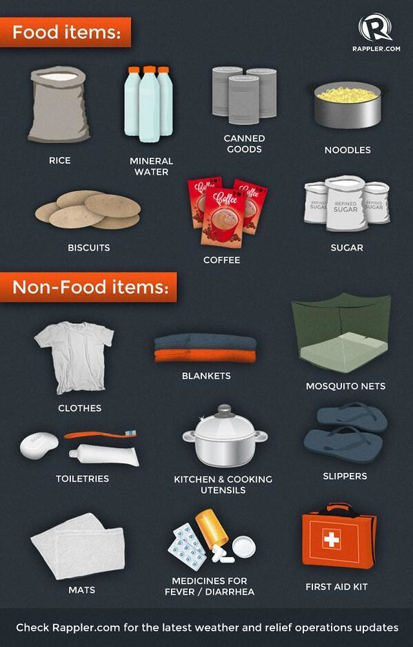 10 More Cool Ways to Help Typhoon Yolanda Victims! #YolandaActionWeekend #Stuffed