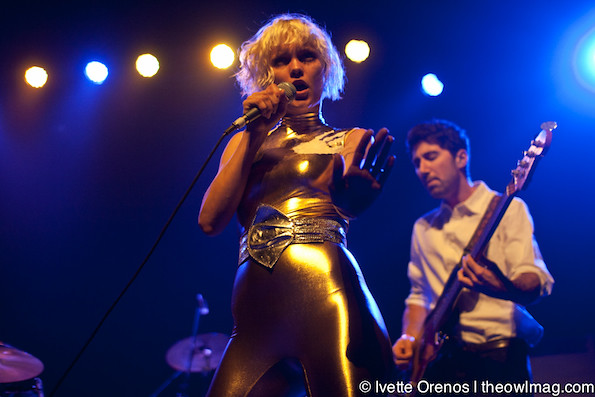 Conway @ The Fonda Theatre, LA 11/12/13