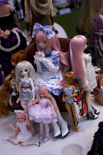 San Diego BJD Convention by alington