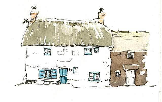 Thatched House, Sennen Cove
