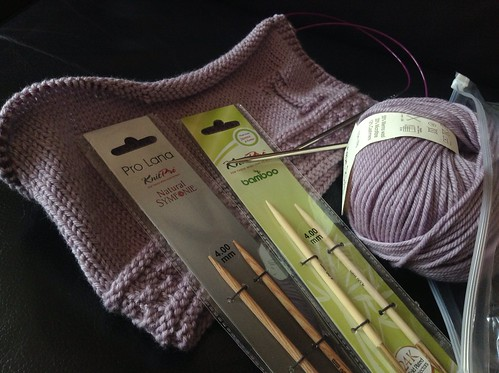KnitPro Bamboo and Natural needle tips