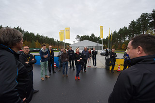 Opel Blogger-Event im Testzentrum Dudenhofen