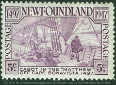 Stamps Newfoundland