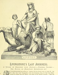 Image taken from page 21 of 'Life and Discoveries of David Livingstone ... with ... wood engravings, etc. The pictorial edition'