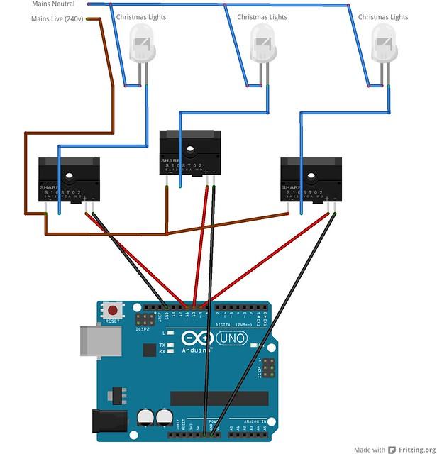 Arduino ssr