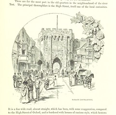 """British Library digitised image from page 499 of """"England, Scotland and Ireland. A picturesque survey of the United Kingdom and its institutions. ... Translated by H. Frith. With ... illustrations"""""""