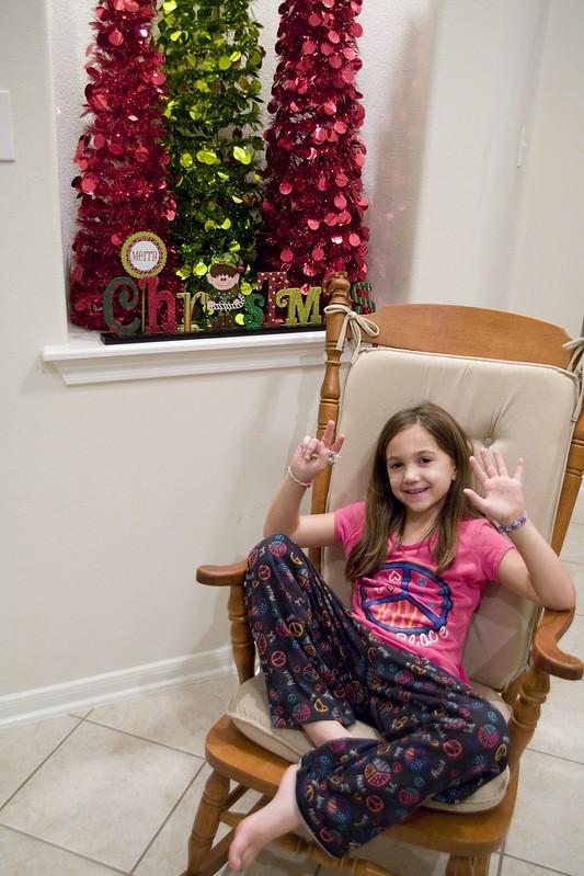 Emma turns 7
