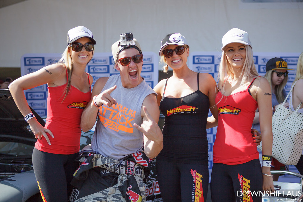 Girls of WTAC 2013