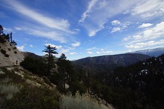 "Klaus Naujok posted a photo:	A day in the Mountains around Big Bear and the ""Rim of the World""."